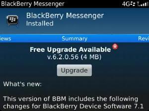blackberry messenger 6.2.0.56