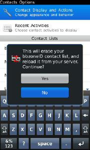 3. Ketik RSET pada keyboard anda dan pilih YES